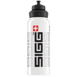 Бутылка для воды Sigg Wmb Siggnature 8626.20 белая 1 л