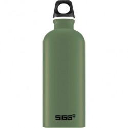 Бутылка для воды Sigg Leaf 8744.10 зеленая 0.6 л