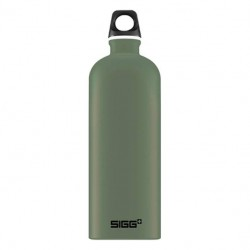 Бутылка для воды Sigg Leaf 8744.20 зеленая 1 л