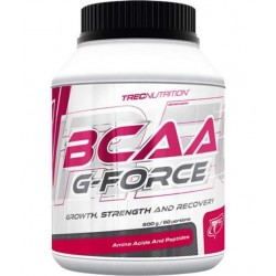 Trec Nutrition BCAA G-Force 600 г апельсин