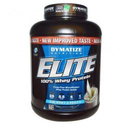Протеин Dymatize Nutrition Elite Whey Protein 2280 г Gourmet Vanilla