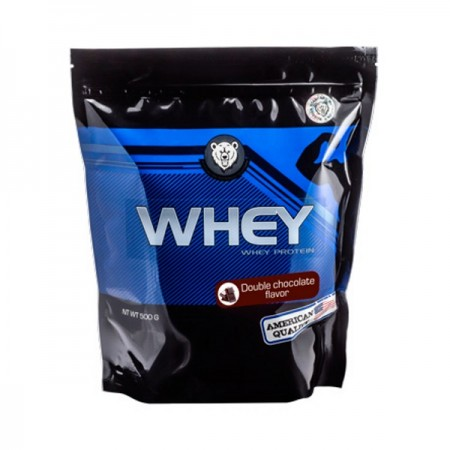 Протеин RPS Nutrition Whey Protein 500 г Double Chocolate