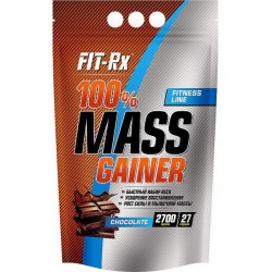 Гейнер FIT-Rx 100% Mass Gainer 2700 г Chocolate