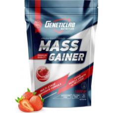 Гейнер GeneticLab Nutrition Mass Gainer 1000 г Strawberry