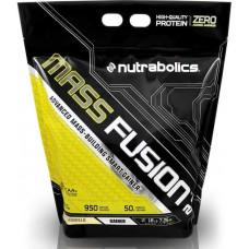 Гейнер Nutrabolics Mass Fusion 7260 г Vanilla