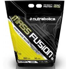 Гейнер Nutrabolics Mass Fusion 7260 г Cookies & Cream