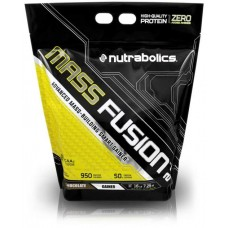Гейнер Nutrabolics Mass Fusion 7260 г Chocolate Peanut Butter