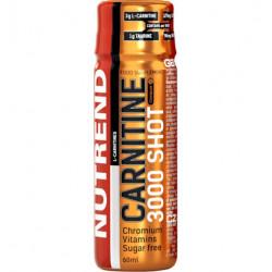 Nutrend L-Carnitine 3000, 1 ампула 60 мл, Pineapple