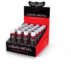Red Star Labs L-Carnitine Liquid Metal 5000, 20 ампул по 50 мл, Raspberry