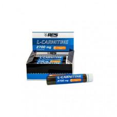 RPS Nutrition L-Carnitine 2700, 10 ампул по 25 мл, Tropical punch