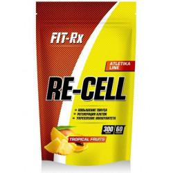 Изотонический напиток FIT-Rx Re-Cell тропические фрукты 300 г