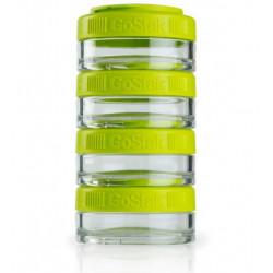 Контейнеры Blender Bottle GoStak 4 шт. по 40 мл зеленые