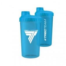 Шейкер Trec Nutrition Trec Team 700 мл голубой