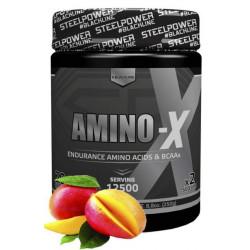 Steel Power Nutrition BCAA Amino-X 250 г манго