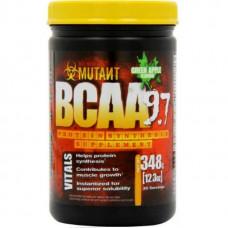 Mutant BCAA 9.7 348 г зеленое яблоко