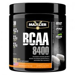 Maxler BCAA 8400 180 таблеток без вкуса