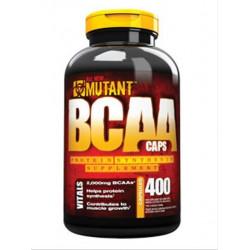 Mutant BCAA 400 капсул без вкуса