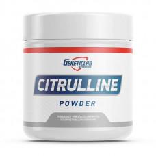 GeneticLab Nutrition Citrulline Powder 300 г без вкуса