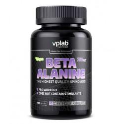 VPLab Beta-Alanine 90 капсул без вкуса
