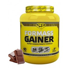 Гейнер Steel Power Nutrition For Mass Gainer 1500 г классический шоколад