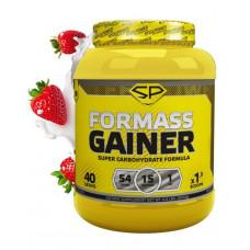 Гейнер Steel Power Nutrition For Mass Gainer 1500 г клубника со сливками