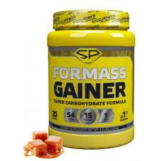 Гейнер Steel Power Nutrition For Mass Gainer 1500 г сливочная карамель