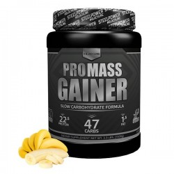 Гейнер Steel Power Nutrition Pro Mass Gainer 1500 г банан