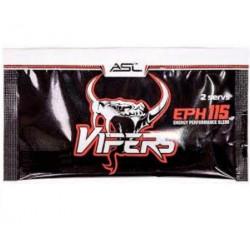 Жиросжигатель ASL Black Vipers, 2 капсулы