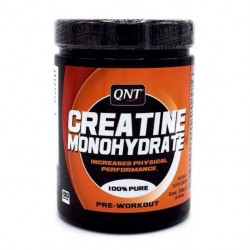 QNT Creatine Monohydrate 100% 300 г без вкуса