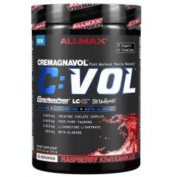 Allmax Nutrition C:Vol Professional-Grade Creatine+Taurine+L-Carnitine Complex 375 г дыня