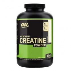 Optimum Nutrition Micronized Creatine Powder 600 г без вкуса