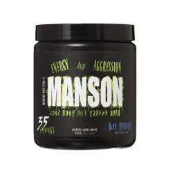 Dark Metal Manson 263 г со вкусом blue raspberry