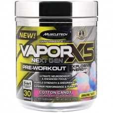 MuscleTech Nano Vapor X5 Next Gen 263 г со вкусом cotton candy