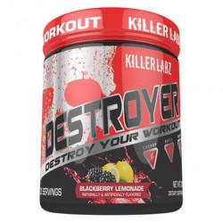 Killer Labz Destroyer 270 г со вкусом blackberry lemonade