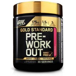 Optimum Nutrition Gold Standart Pre-Workout 300 г со вкусом арбуза