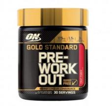 Optimum Nutrition Gold Standart Pre-Workout 300 г со вкусом фруктового пунша