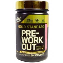Optimum Nutrition Gold Standard Pre-Workout 600 г со вкусом арбуза