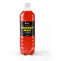 Нпо Ст Energy Max St 2000 500 мл со вкусом малины Энергетический напиток