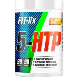 FIT-Rx 5-HTP 90 капсул без вкуса