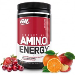Optimum Nutrition Amino Energy 300 г фруктовый