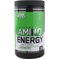Optimum Nutrition Amino Energy 300 г лимон/лайм