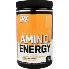 Optimum Nutrition Amino Energy 300 г персиковый лимонад