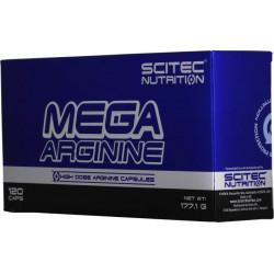 Scitec Nutrition Mega Arginine 120 капсул без вкуса