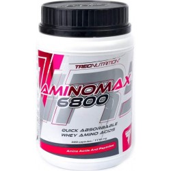 Trec Nutrition Amino Max 6800 320 капсул без вкуса