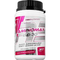 Trec Nutrition Amino Max 6800 160 капсул без вкуса
