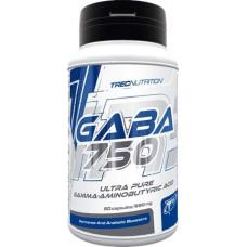 Trec Nutrition GABA 60 cap - 60 капсул