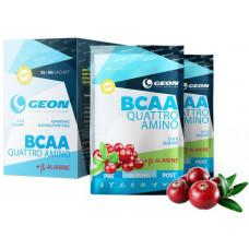 Geon BCAA Quatro Amino 150 г клюква