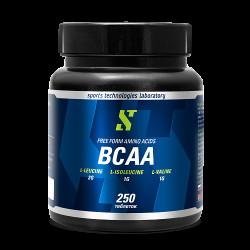 STL BCAA 250 таблеток без вкуса