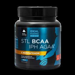 STL BCAA Collagen IPH AGAA Man 200 г без вкуса