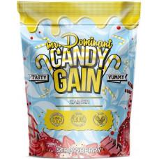 Гейнер Mr. Dominant Candy Gain 1000 г Strawberry